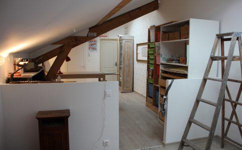 atelier | LinoLino | Linogravure | Créations artisanales