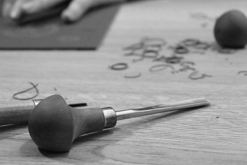 Gouges | LinoLino | Linogravure | Créations artisanales