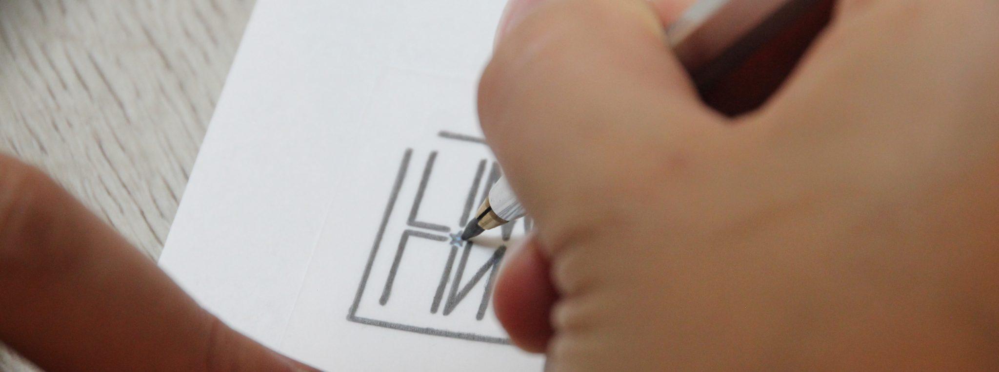 LinoLino dessin logo par Azilise