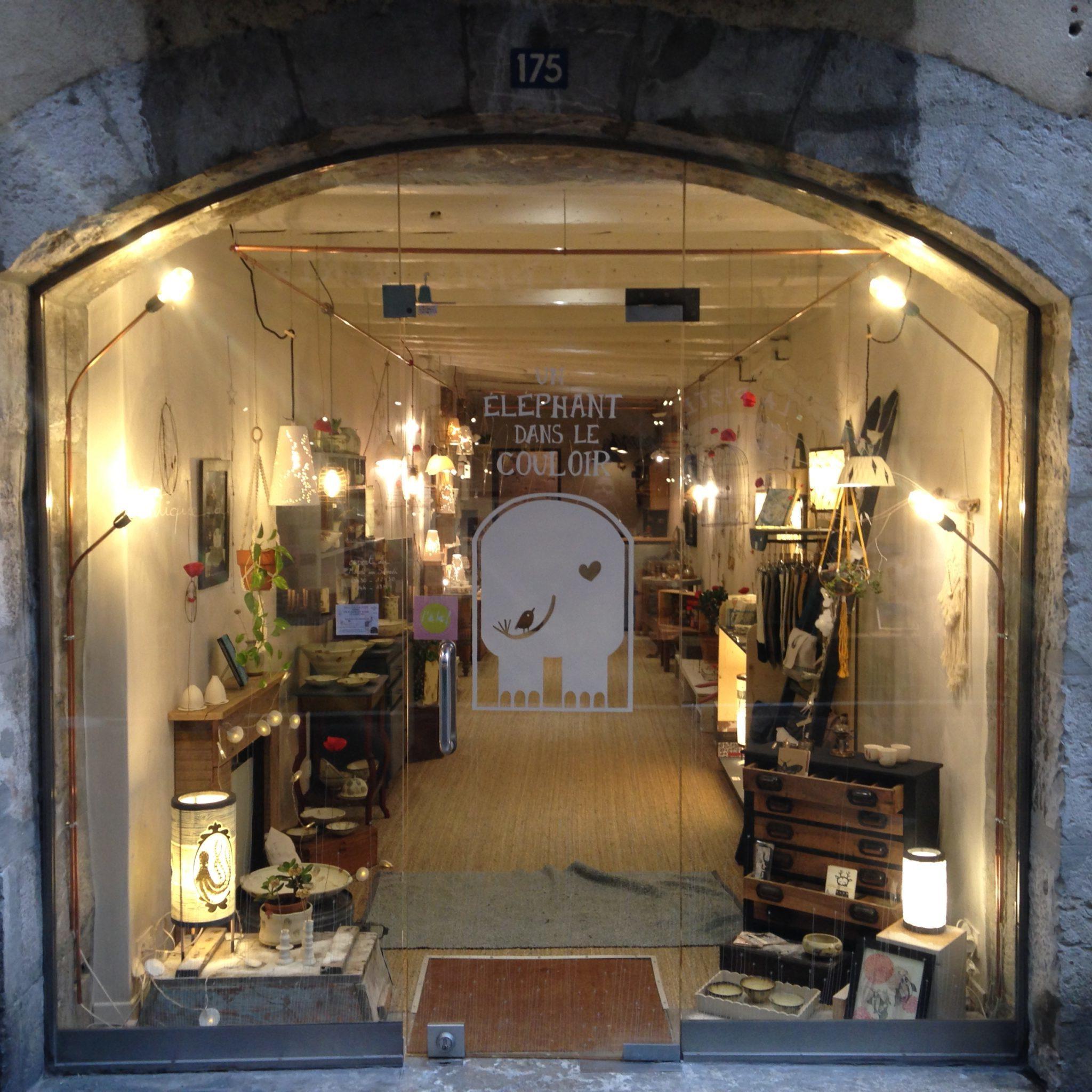LinoLino | Linogravure et créations à partir d'impressions artisanales | Chambéry, France | Boutique créateurs Un éléphant dans le couloir, Chambéry