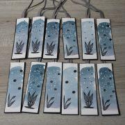 LinoLino | Linogravure et créations à partir d'impressions artisanales | Chambéry, France | marque-pages