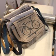 LinoLino | Linogravure et créations à partir d'impressions artisanales | Chambéry, France | sacs
